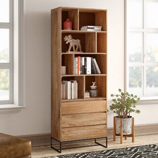 Amy Standard Bookcase by Modern Rustic Interiors SKU:EC719633 Description