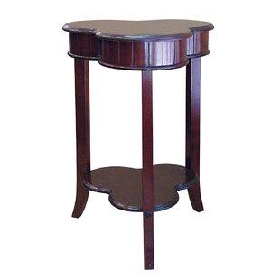 ORE Furniture Shamrock End Table