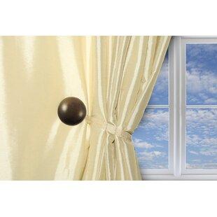 Hendershot Curtain Tieback (Set of 2) by Alcott Hill
