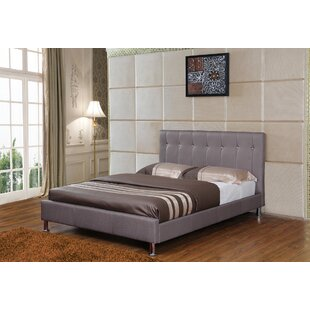 House of Hampton Seraphin Upholstered Platform Bed
