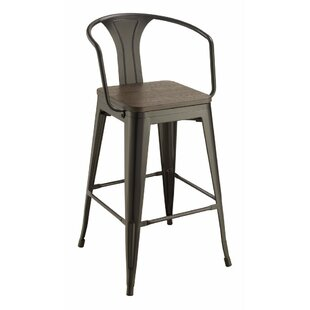 Mccrimmon 30 Bar Stool (Set of 2) Williston Forge