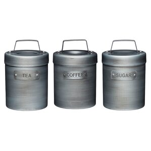 Kitchen canisters for Kitchen set industrial