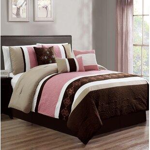 Kruitbosch 7 Piece Comforter Set