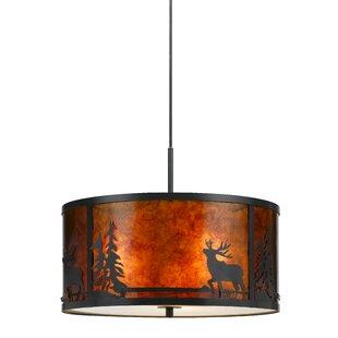 Loon Peak Watterson 3-Light Pendant