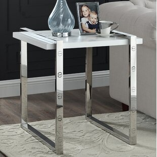 Clem End Table by Everly Q..