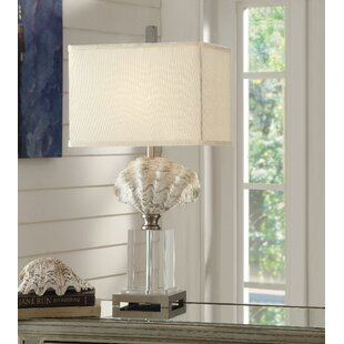 Sea Side Crystal Beach 28.5 Table Lamp