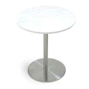 ARES END TABLE MARBLE