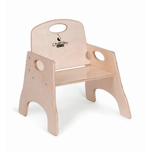 Solid Wood Classroom Chair by Jonti-Craft
