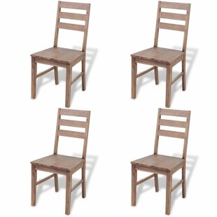 Irvin Dining Chair (Set of 4) by Millwood..