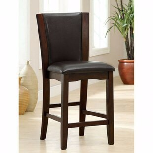 LeDonne Upholstered Dining Chair (Set of 2) Latitude Run