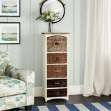 Belgrave Tall 5 Drawer Lingerie Chest by Beachcrest Home