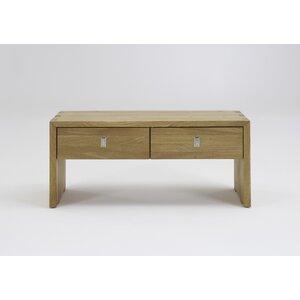 Sitzbank Karl aus Holz mit Stauraum von Natur Pur
