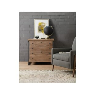 Hooker Furniture 4-Drawer Lateral Filing Cabinet