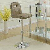 Gambrel Adjustable Height Swivel Bar Stool (Set of 2) by Ebern Designs