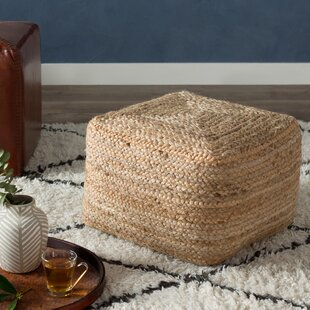Efrain Pouf by Langley Str..