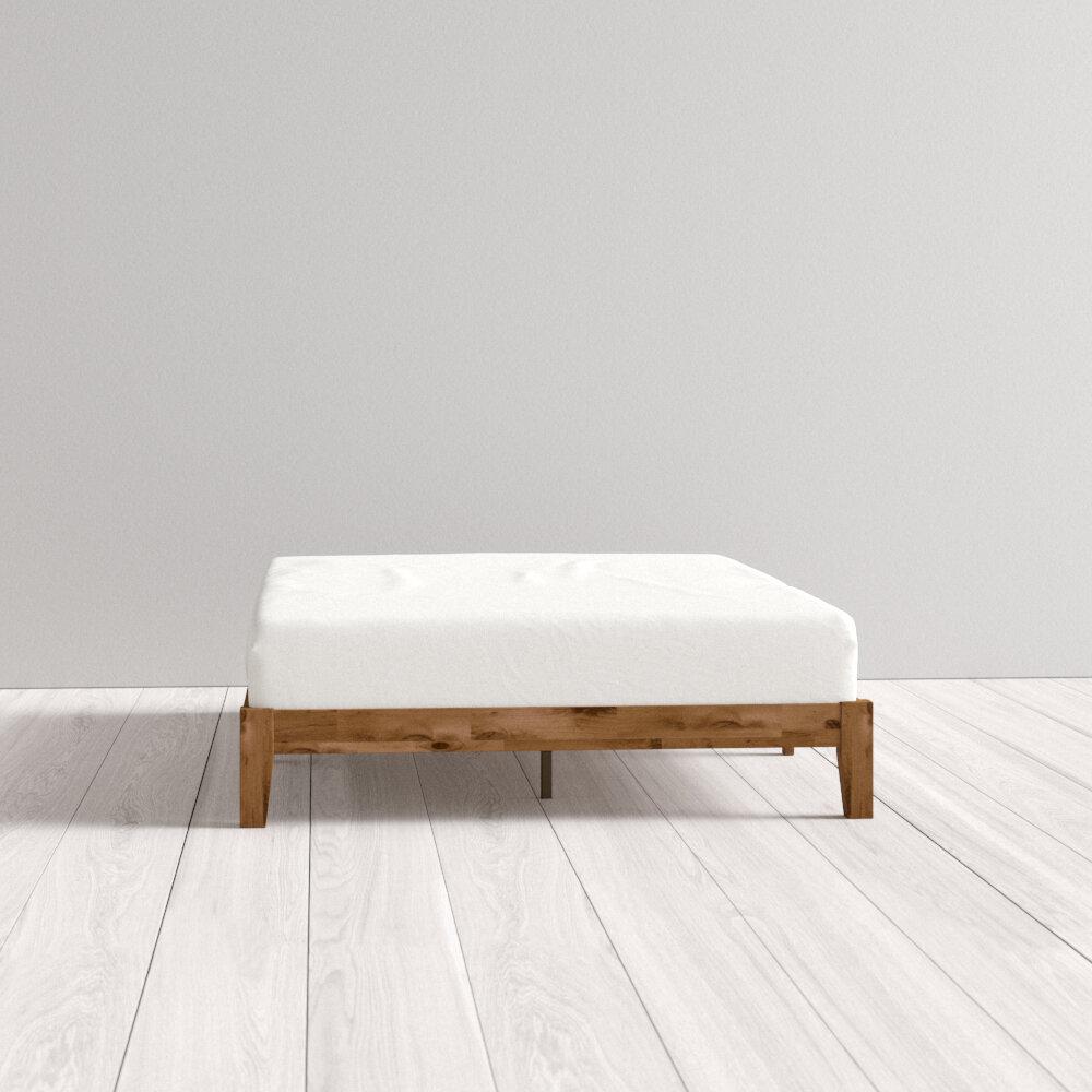 Andover Mills Newt Low Profile Platform Bed Reviews Wayfair