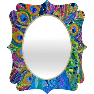East Urban Home Quatrefoil Accent Mirror