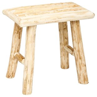 Hutson Stool By Alpen Home