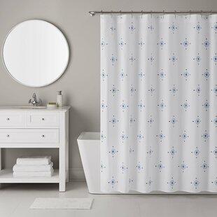 13 Piece Compass Shower Curtain Set