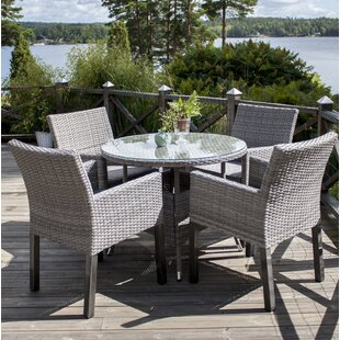 Mitul Rattan Dining Table By Sol 72 Outdoor