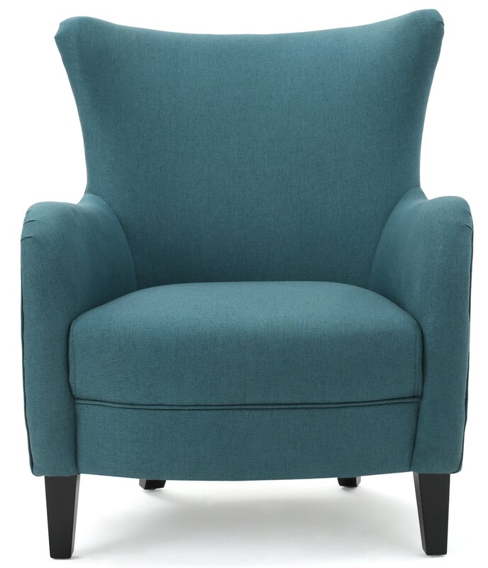 Nisha Fabric Club Chair