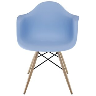 Modoc Arm Dining Chair by Wrought Studio
