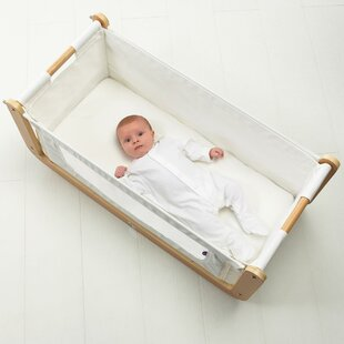 Natural Crib Coconut Fibre Mattress By The Little Green Sheep