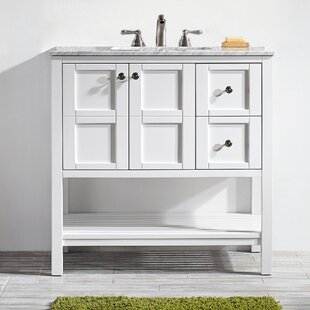 Caldwell 36 Single Bathroom Vanity Set