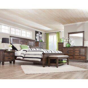 Shirlee Storage Panel Bed