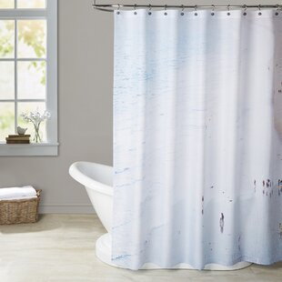 Mina Teslaru Santa Monica 2 Single Shower Curtain