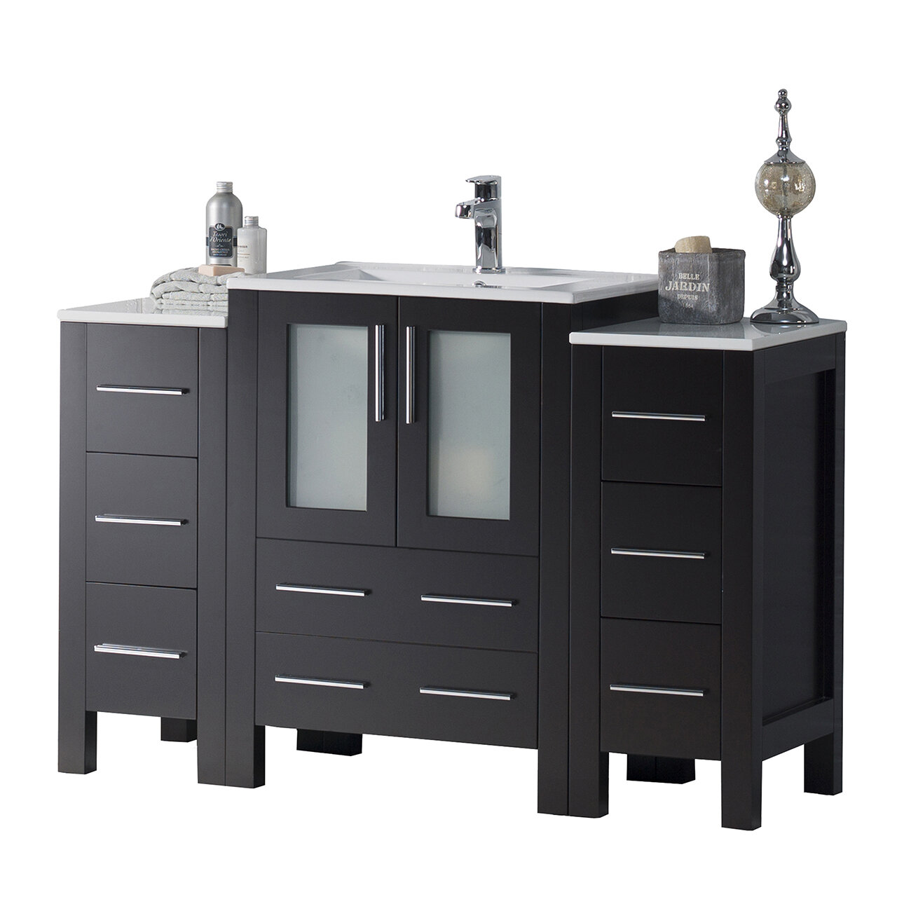 "7"" Single Bathroom Vanity Base Only"