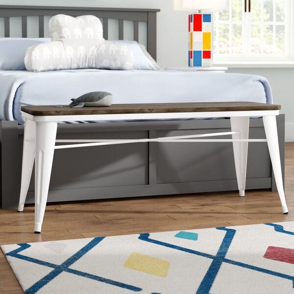 Prime Cream Dining Bench Wayfair Unemploymentrelief Wooden Chair Designs For Living Room Unemploymentrelieforg