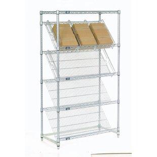 Divider For Slanted Shelf