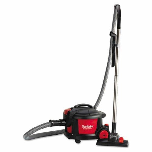 Quiet Vacuum Cleaner sanitaire sanitaire® quiet clean canister vacuum & reviews   wayfair