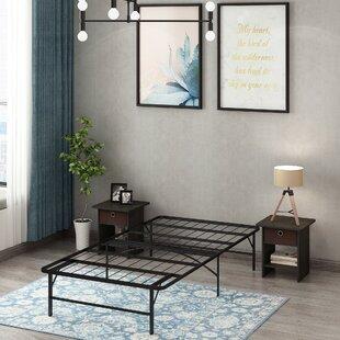 Cutting Twin Platform Bedroom Set by Ebern Designs