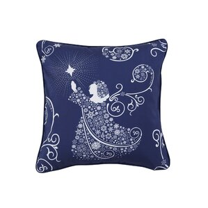 Angel Holiday Pillow Protector by Affluence Home Fashions