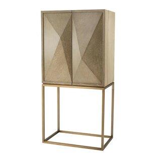 De La Renta Mid-Century Bar Cabinet by Eichholtz