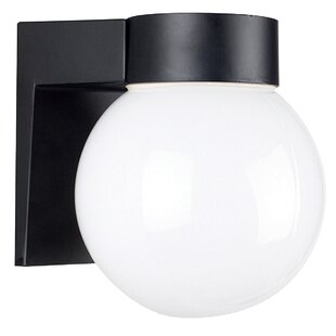 Read Reviews 1-Light Outdoor Sconce By Sunset Lighting