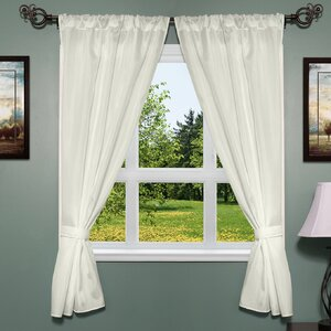 Classic Window Treatment Set (Set of 2)