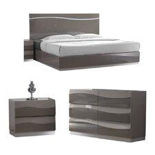 Delhi Platform Customizable Bedroom Set by Chintaly Imports