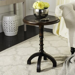 Affordable Oisin End Table by Bay Isle Home