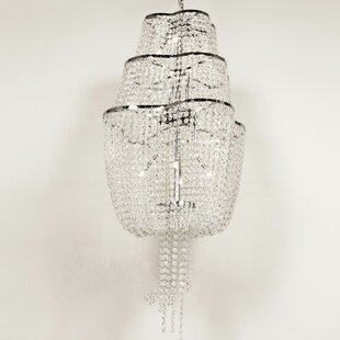 dCOR design Angelica 16-Light Novelty Chandelier
