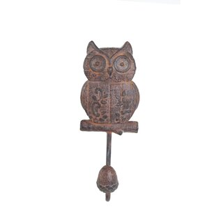 Valentino Owl Wall Hook