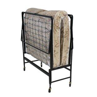 Serta® Folding Bed with Mattress by Serta