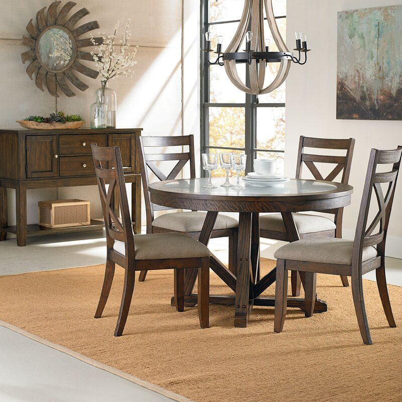 5 Piece Dining Sets laurel foundry modern farmhouse saguaro 5 piece dining set