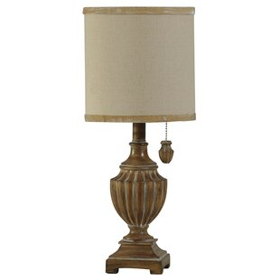 Compare & Buy Carnlea 19 Table Lamp By Astoria Grand