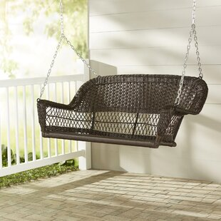 Tarawa Porch Swing by August Grove