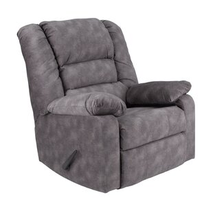 Mcginley Super Soft Manual Rocker Recliner