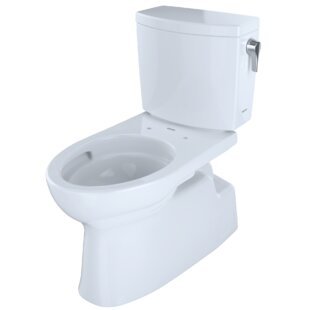 Toto Vespin® II 1 GPF Elongated Two-Piece Toilet