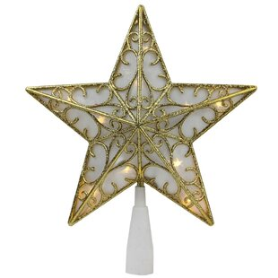 Christmas Tree Toppers Youll Love Wayfair